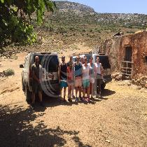 Uncharted Escapes: Land Rover Safari in Kos with Proffessional Driver and Lunch