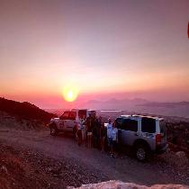 Uncharted Escapes: Land Rover Sunset Safari in Kos with Transfer & Dinner