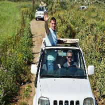 4wd Safari in Preveli & Kourtaliotiko Gorge with Lunch