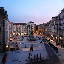 Vitoria & Rioja Wine Area with official Guide, Wine Tasting and Transportation