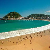 San Sebastian & Biarritz with Official Guide