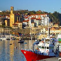 Sanctuary Of Loyola, Getaria, Zarauz & San Sebastian with Official Guide and Transportation