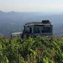 Uncharted Escapes: Land Rover -Explore the secrets of Wine & Olives