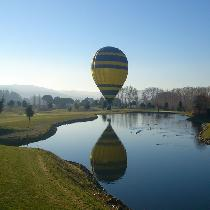 Balloon Flight over Catalonia - 1 Hour with Transportation