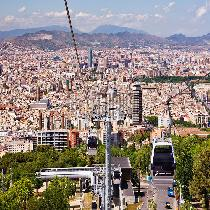 Teleferic De Montjuic The Most Breath-Taking Views Of The City