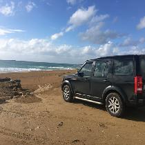 Uncharted Escapes: Land rover Safari Corfu South Route with professional driver and lunch