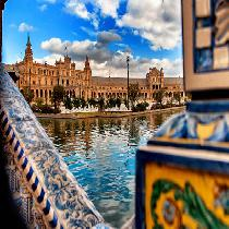 Seville, Fascinating & Monumental with Official Guide and Entrance Fees