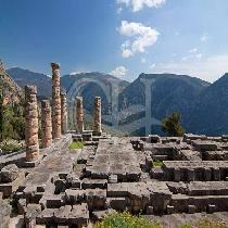 Delphi – Meteora-Thermopylae three days