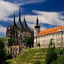 Kutná Hora with Transportation and Official Guide