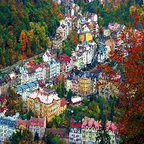 Karlovy Vary with Transportation and Professional Guide