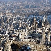 Cappadocia Classical Tour with Lunch, Entrance fees and Transportation