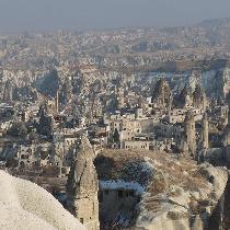 Göreme Tour with Official Guide, Entrance fees and Transportation