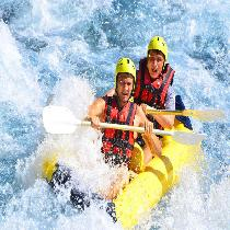 River Rafting with Lunch, guide and Transportation