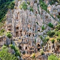 Kekova & Myra Full Day Bus & Boat Tour  with Official guide, Entrance fees and Tranportation