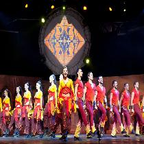 Fire Of Anatolia from Antalya, Belek, Side with light dinner, entrance tickets and Transportation
