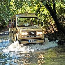 Eco Adventure with Lunch, Escort and Transportation