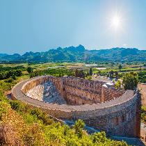 Ancient Cities Of Perge & Aspendos with entrance fees, official guide and transportation
