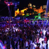 Disco Catamaran Boat - Ticket Only