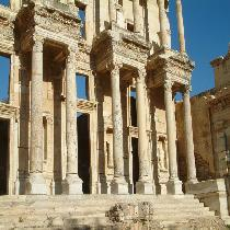 Full Day Tour to Ephesus with official Guide, Transportation and Entrance fees