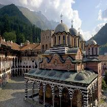 Day Trip to Rila Monastery and Boyana Church from Sofia with Official Guide and Transportation