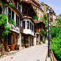 Full Day Tour to Veliko Tarnovo and Arbanassi from Sofia with Official Guide, Entrance Fees and Transportation