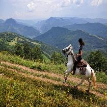 Horse Riding in Tetevan Balkan from Sofia with Transportation and Official Local Guide