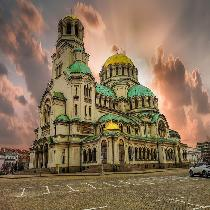Private City Tour of Sofia with Transportation, and Official Guide