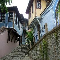 Day Tour from Plovdiv to Villa Yustina and City Tour of Plovdiv with Transportation and Official Guide