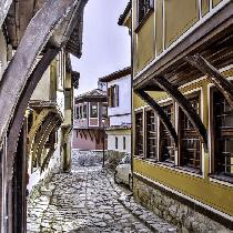 Plovdiv Kapana (The Trap) Tour, with Transportation, Lunch and Official Guide