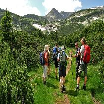 Hiking tour to the Halkata - The Ring with Official Guide and Transportation