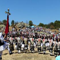 Karakachani festival in Sliven with Official Guide, Transportation and Entrance fees