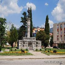 Sliven Walking Small Group Tour with Official Guide and Transportation