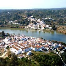 Interior Algarve & Guadiana River with Transportation