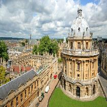 Oxford and Cambridge with Complimentary Lunch