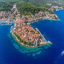 Ancient City Of Ston And Divine Island Of Korcula with Wine tasting & guide