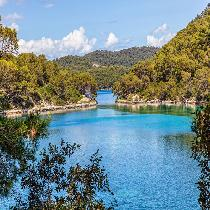 Ancient Island Of Mljet with Entrance fee & Transportation