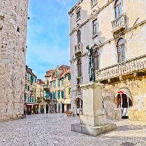 Split, The City That Never Sleeps with Guide & Transportation