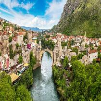 Crossroad Of Cultures-Mostar And Medjugorje - Private Tour