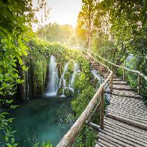 Great Waterfalls Of Plitvice Lakes Day Trip From Zagreb with Transportation, Guide and Entrance fees