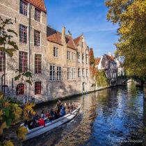 Ghent & Bruges with Guide