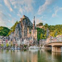 Luxembourg & Dinant - Ardennes with Guide