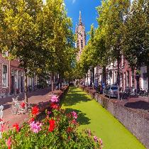 Keukenhof & Delft with Entrance fees and Lunch