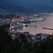 Thassos By Night