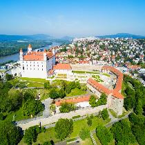 Full Day Bratislava Day Trip from Vienna with Transportation, Official guide and Walking tour