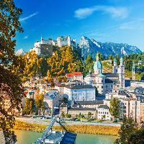 Full Day Trip to Salzburg from Vienna with Transportation, Official Guide and Walking tour