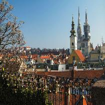 Croatia Day Trip from Vienna including the capital Zagreb with Transportation and Official Guide