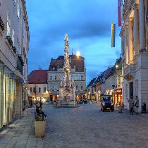 Full Day Trip to Graz and Baden from Vienna with Transportation and Official Guide