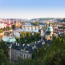 Private Full Day Tour to Prague and Brno with Luxury car and Local guide