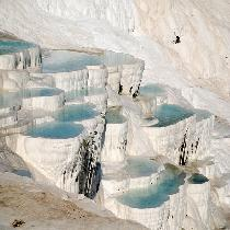 Kusadasi - Pamukkale with Buffet Lunch, Entrance Fees, Official guide and Transportation