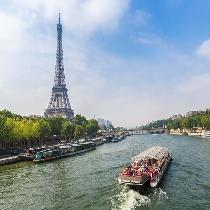 A Perfect day in Paris with Entrance Fees and Official Guide
